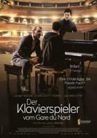 Plakat Film Der Klavierspieler von Gare du Nord