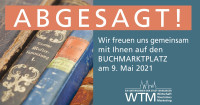 Absage BuchMarkt 2020