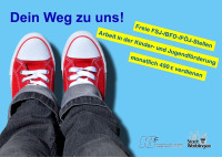 Freie Stellen bei der städtischen Kinder- und Jugendförderung